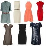 Como montar um guarda roupa básico parte V: vestidos!