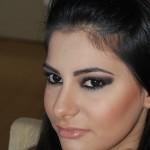 Maquiagem inspirada em Kim Kardashian: ensaio com Bárbara Urias – II!