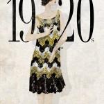 Os anos 20 invadem a moda!
