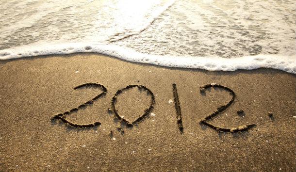 2012 written on sand