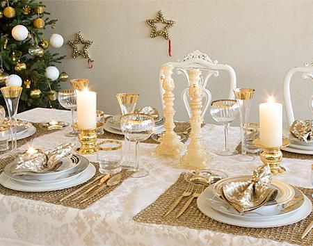 decoração-para-mesa-de-natal-mesa decorada de natal3