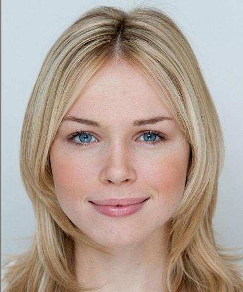 Esta jovem de 18 (à época) foi eleita a mulher mais bonita da Inglaterra em abril de 2012, por ter as medidas matemáticas do belo e do estético perfeitas.