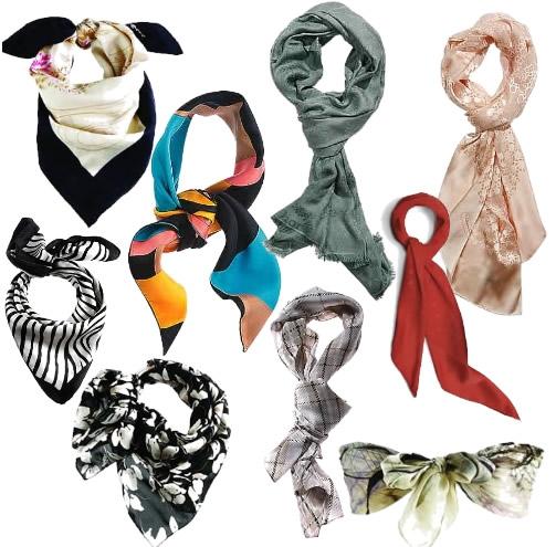acessórios de inverno cachecóis e lenços2