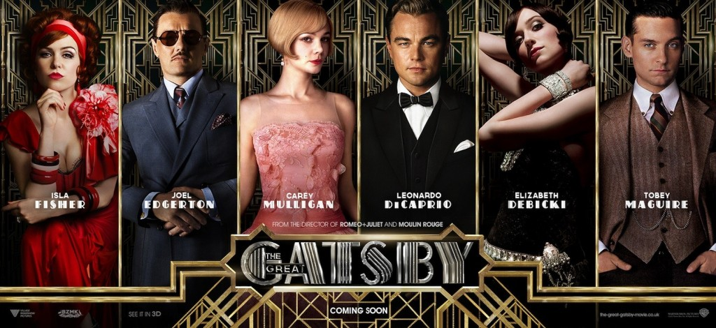 figurino do filme the great gatsby