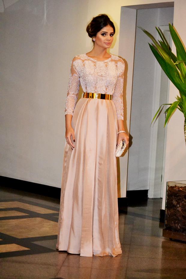 vestidos de festa com mangas patrícia bonaldi alessandra faria estilo e maquiagem