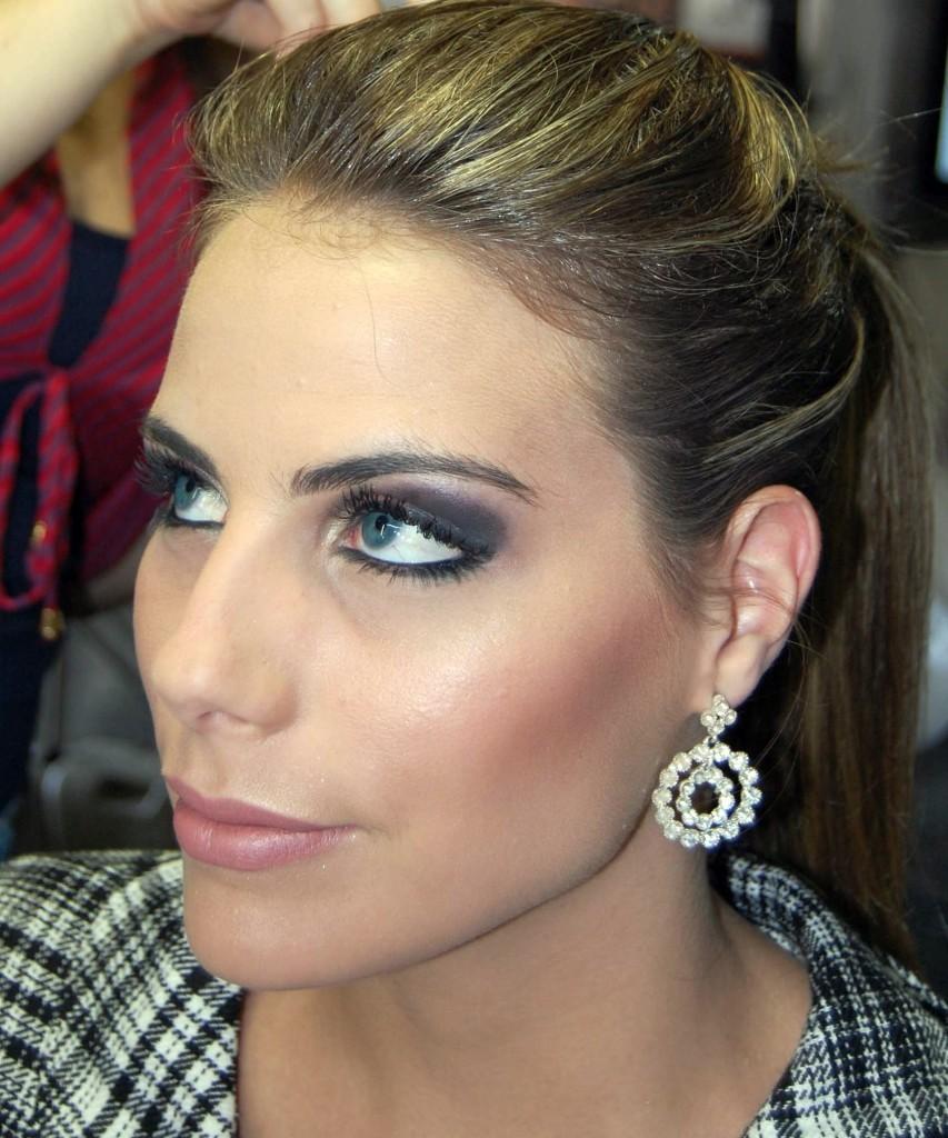 dicas de maquiagem como usar cores na maquiagem social por Alessandra Faria.
