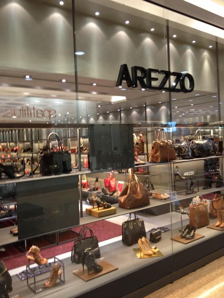 arezzo reinaugura loja do diamond mall alessandra faria estilo e maquiagem6