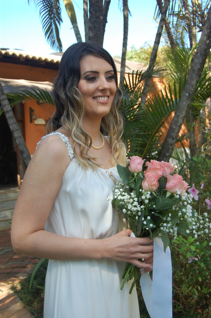 Noiva diurna por Alessandra Faria