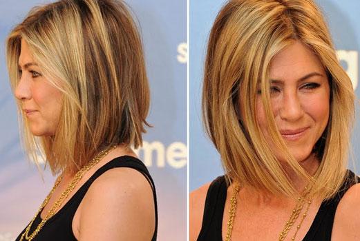 Este corte de Jennifer Aniston foi um dos mais copiados e pedidos nos salões de beleza de todos os tempos.