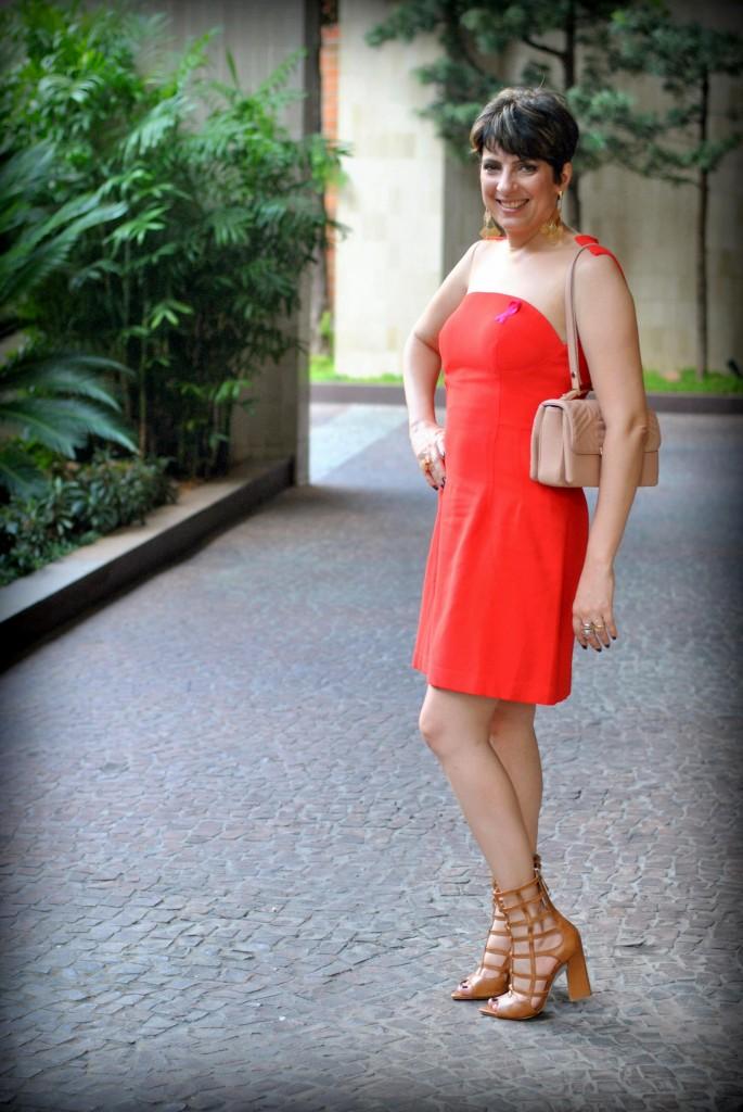 Alessandra Faria Blogger 2 sandália look do dia
