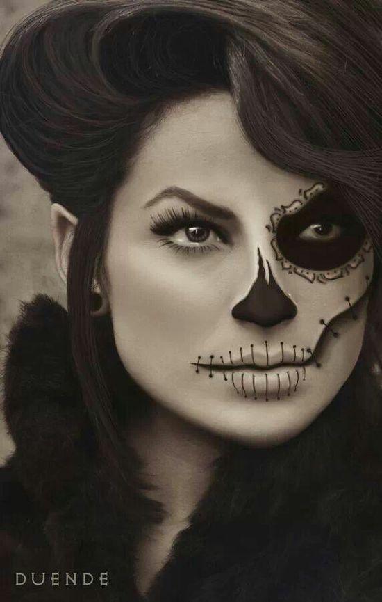 Famosos Dicas de maquiagem para halloween: dia das bruxas. - Alessandra Faria XQ92