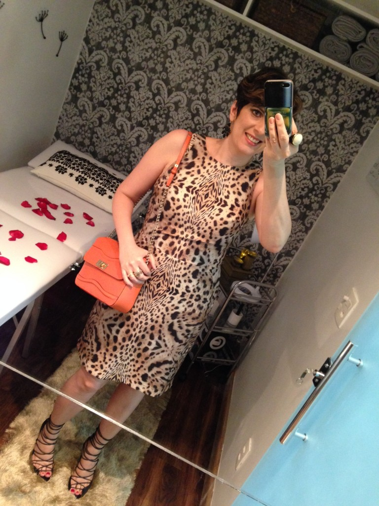 look do dia animal print