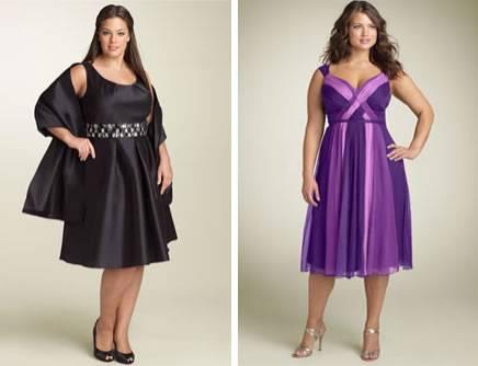 vestido de festa para disfarçar a barriga plus size