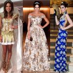 Bloggers fazem bonito no Baile Vogue 2014!