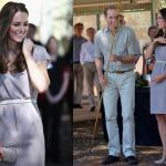 Os vestidos e os micos de Kate Middleton em sua viagem para Austrália.