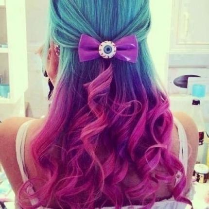 diva de batom arquivo cabelos coloridos
