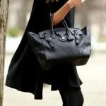 5 motivos para começar a semana com look do dia all black.