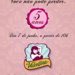 Análise do bulbo capilar gratuita no Salão Valentina.