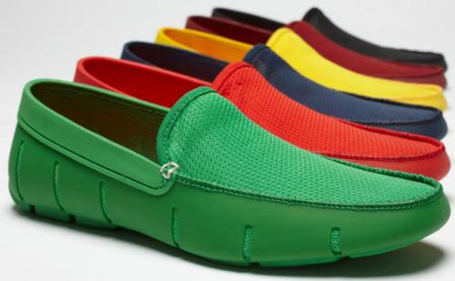 82c642a3a Moda masculina  sapato masculino colorido para o dia dos namorados!