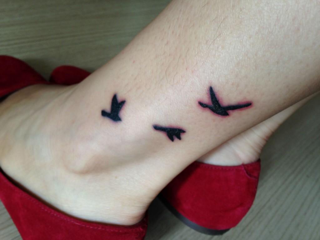 primeira tatoo