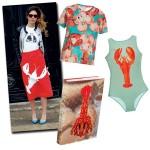 Animal print: flamingos e lagostas estampam verão 14/15!