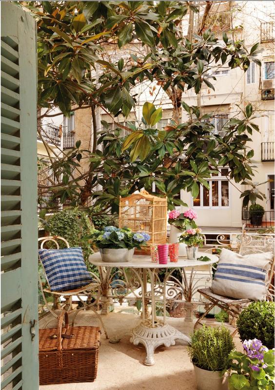 decoracao de apartamentos pequenos rustico : decoracao de apartamentos pequenos rustico:Uma das coisas que acho lindo e gostaria de colocar na nossa varanda e