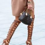 Tendência calçados femininos: sandálias gladiadoras, o retorno!
