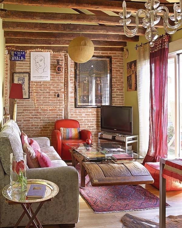 para se inspirar decora o estilo boho chic alessandra faria fashion beauty. Black Bedroom Furniture Sets. Home Design Ideas