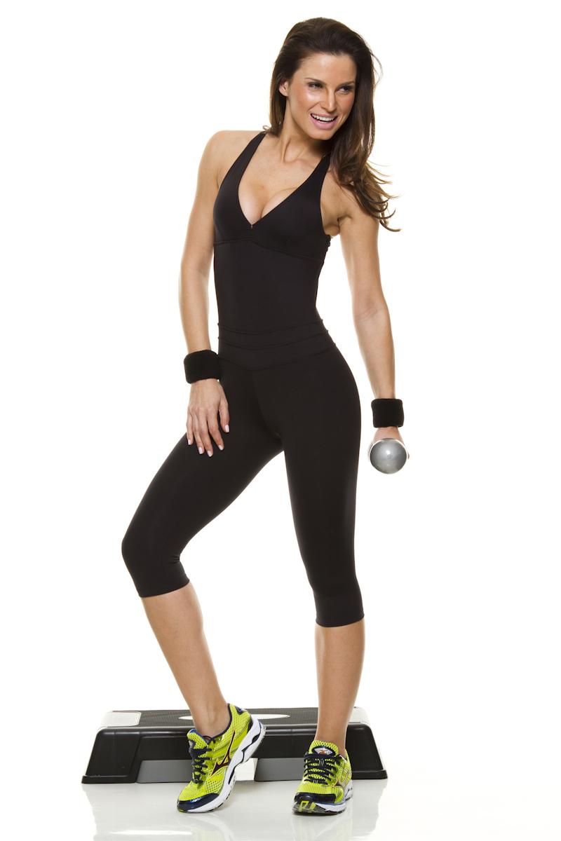 7808de075 Depois dos 40  moda fitness - roupas de ginástica para mulheres maduras!