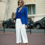 Saia calça: mais um retorno dos anos 80.