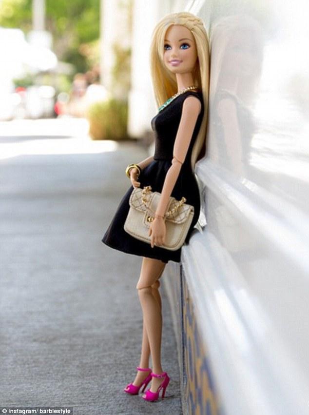 Para Se Inspirar Barbie Style Alessandra Faria