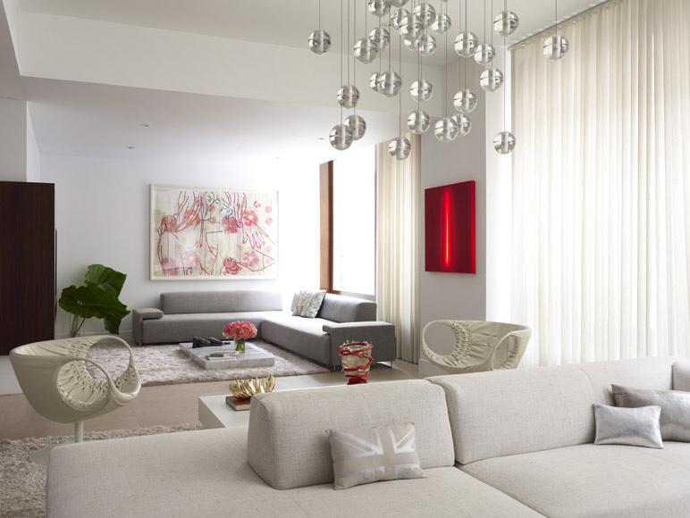 Sala De Estar O Living ~  para este fim de semana, é a decoração para sala de estar