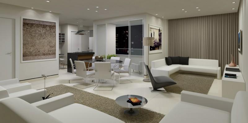 Kit Sala De Estar Completa ~  adornos ou móveis de destaque em tons de preto, café ou chocolate