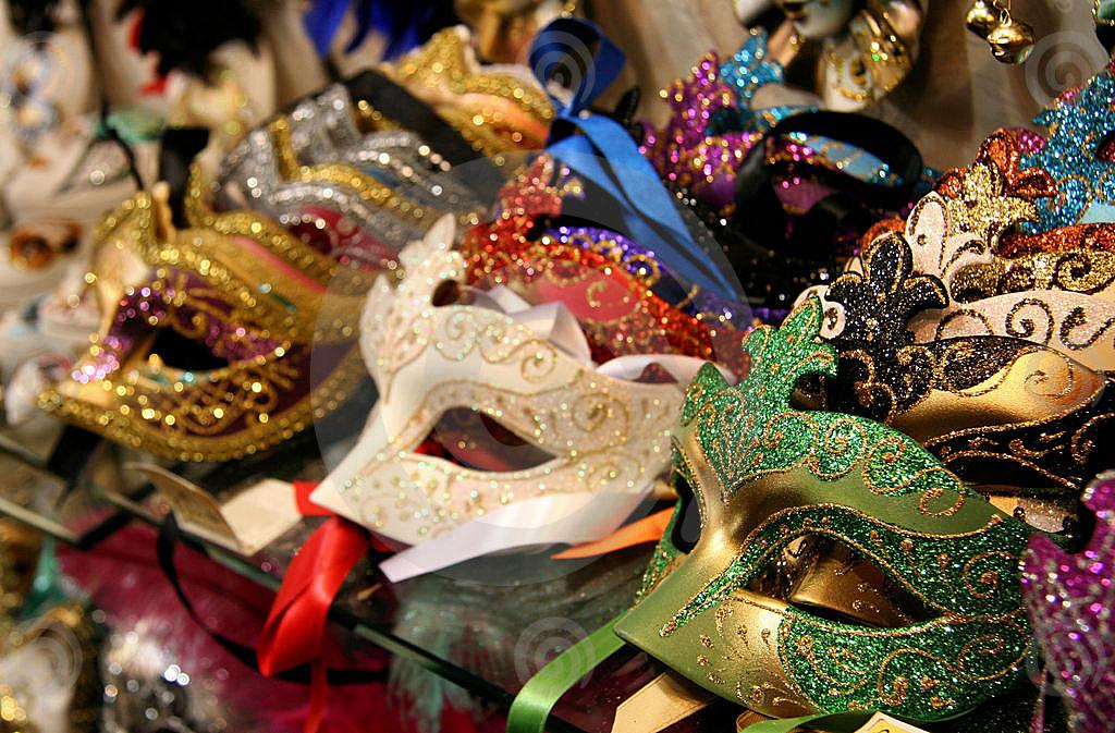 Para se inspirar baile de m scaras para o carnaval - Mascaras para carnaval ...