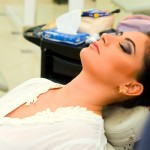 Gravação do curso de maquiagem profissional online!