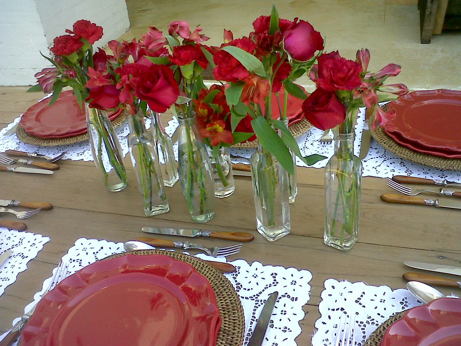 Para se inspirar decoraç u00e3o de mesa para dia das m u00e3es! Ale -> Decoração De Mesa Para Almoço Dia Das Mães