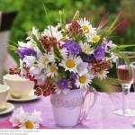 Para se inspirar: decoração de mesa para dia das mães!