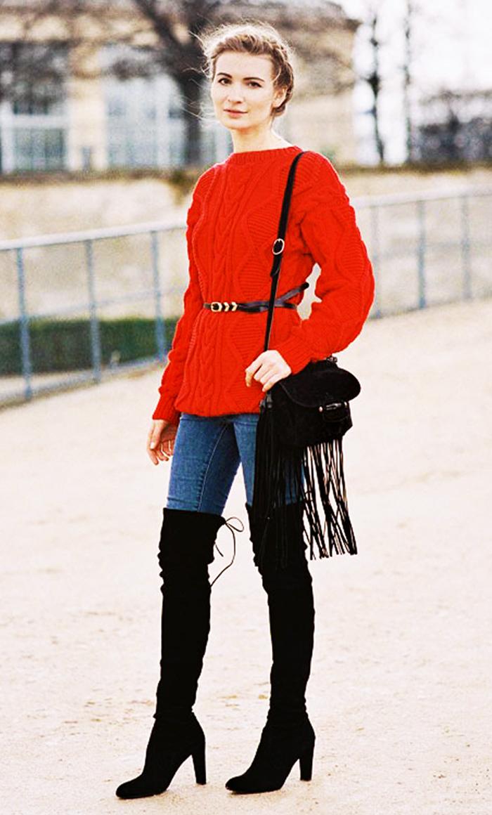 guarda-roupa-básico-feminino-de-inverno-sueter