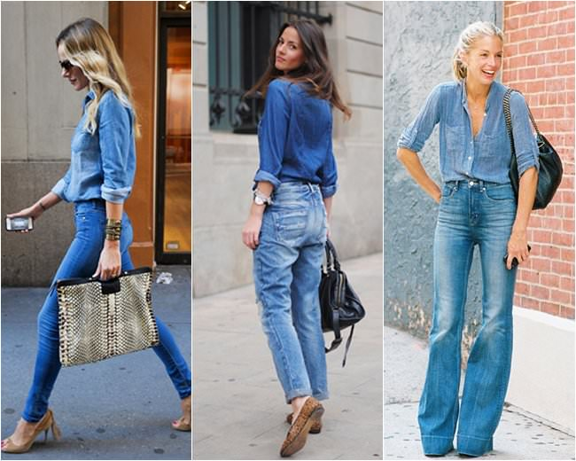 look-all-denim