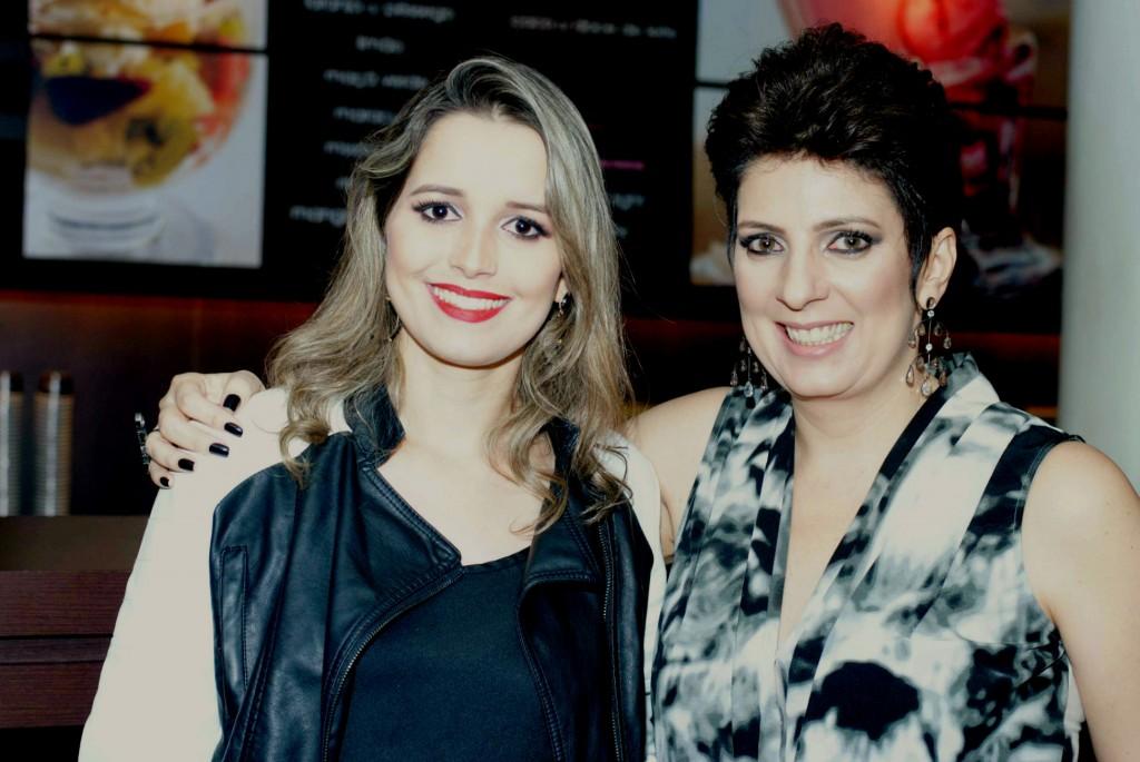Convidadas coquetel curso de maquiagem profissional online Alessandra Faria na Alessa Gelateria 2