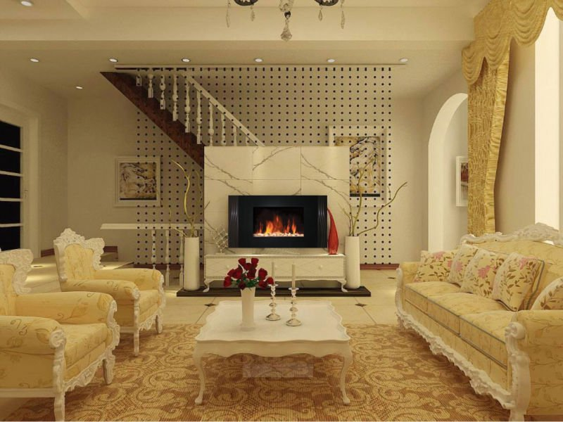 decoração-de-ambientes-lareira-elétrica1