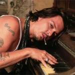 Estilo masculino: Johnny Depp no Rock in Rio!