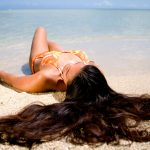 Como deixar os cabelos protegidos no verão!