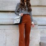 Trend alert: como usar calça suede no outono!