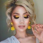 Dicas de maquiagem: sombra amarela, pode?