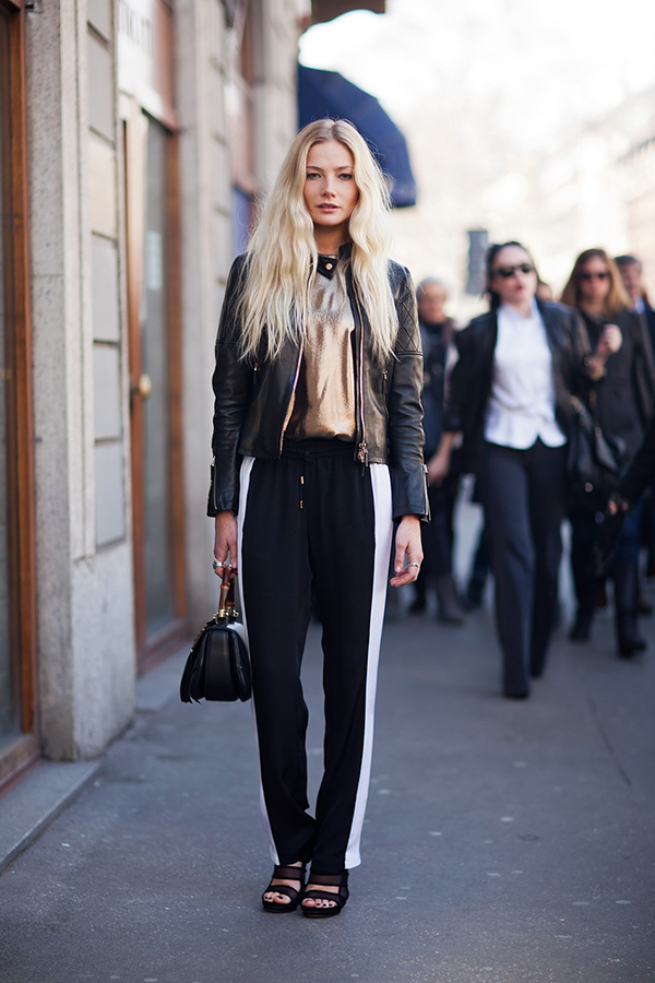 Fashion Pants Jogger Pants Alessandra Faria Fashion Beauty