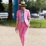 Outubro rosa street style!