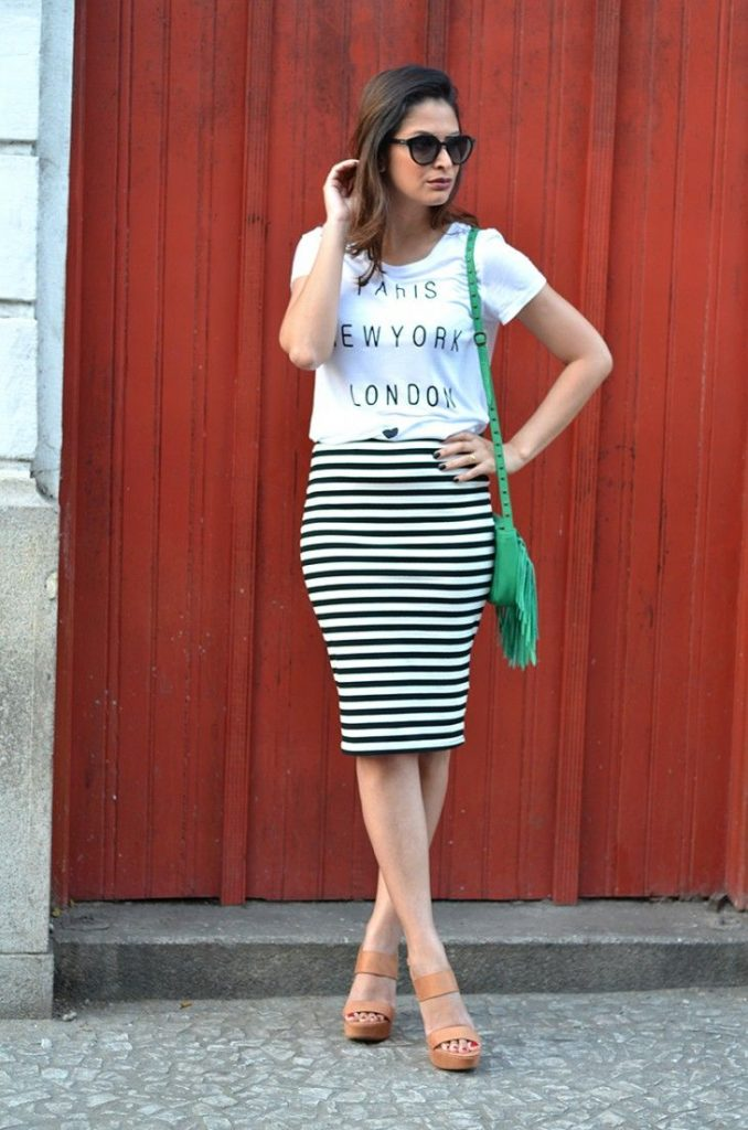 saia_listrada_striped_skirt_street_style