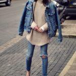 Oversized jacket, para se inspirar!