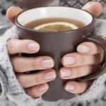 Chá de limão e gengibre para melhorar sintomas da gripe!